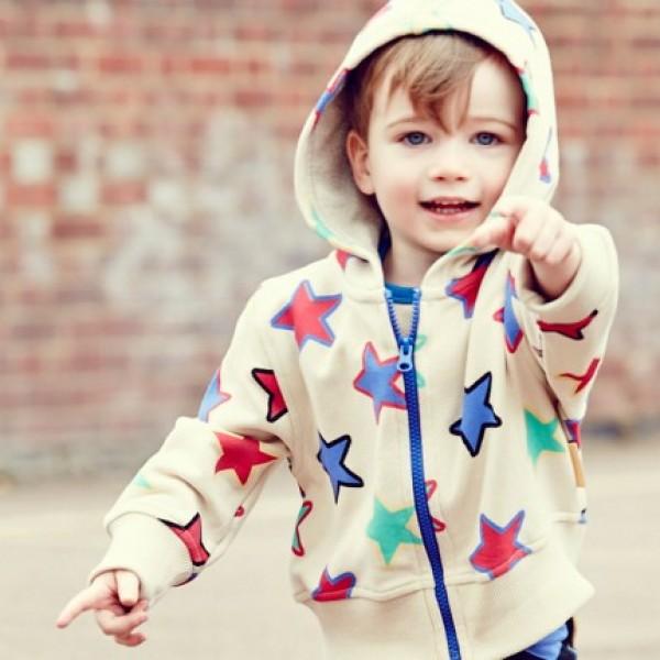Boys & Girls starburst hoodie £30