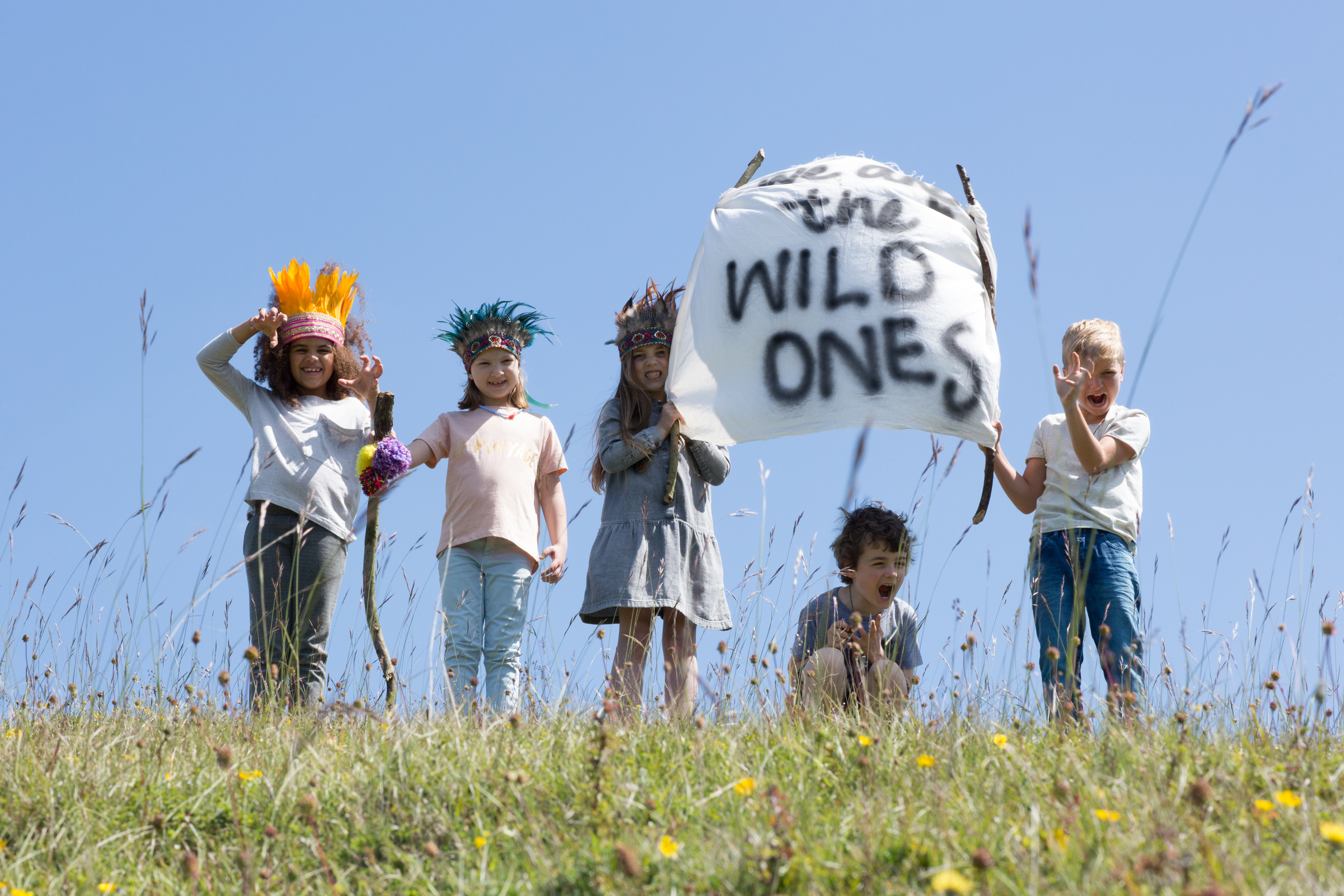 We are the wild ones!