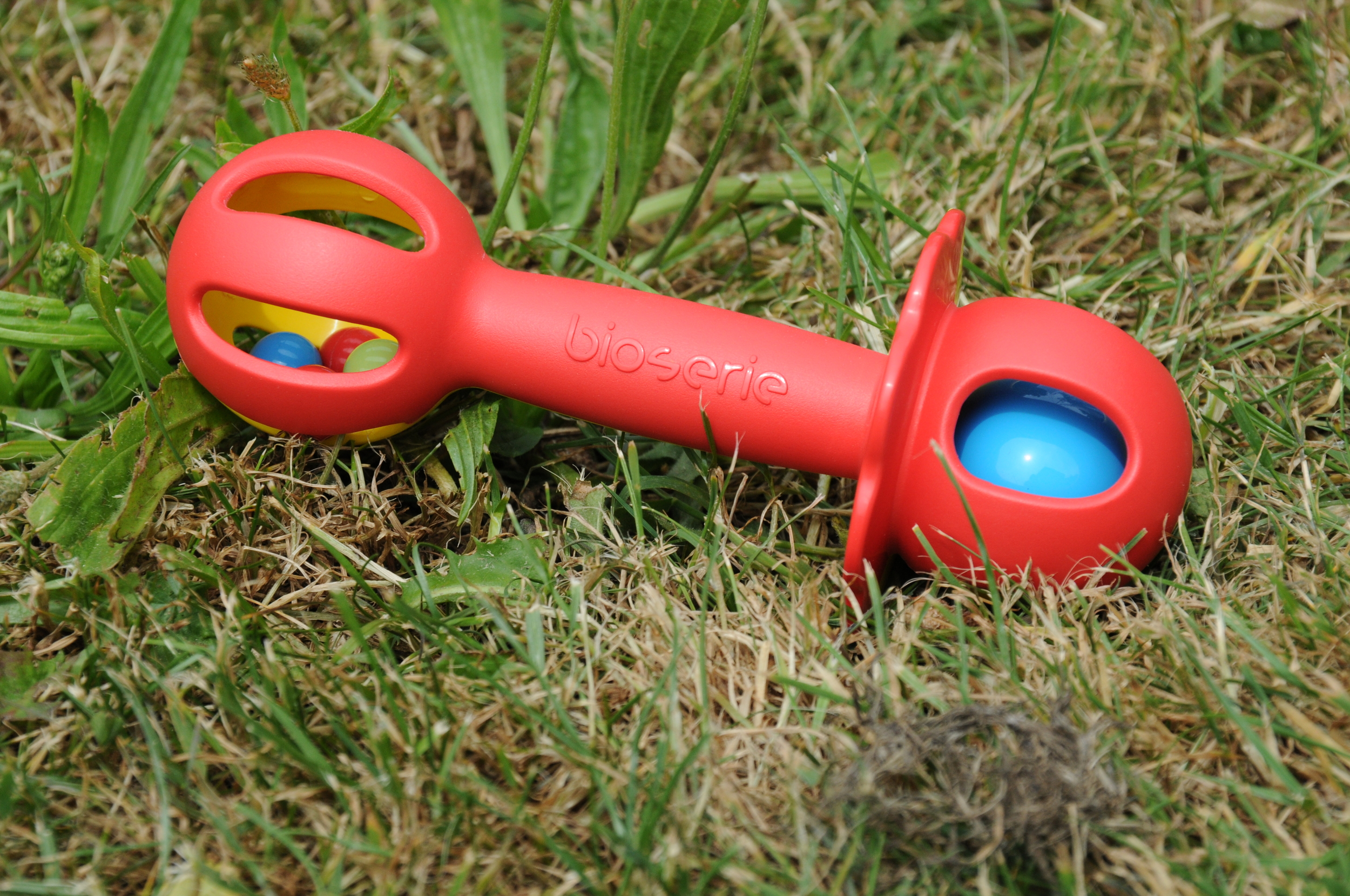 Bioserie baby rattle £7.99  Toyella