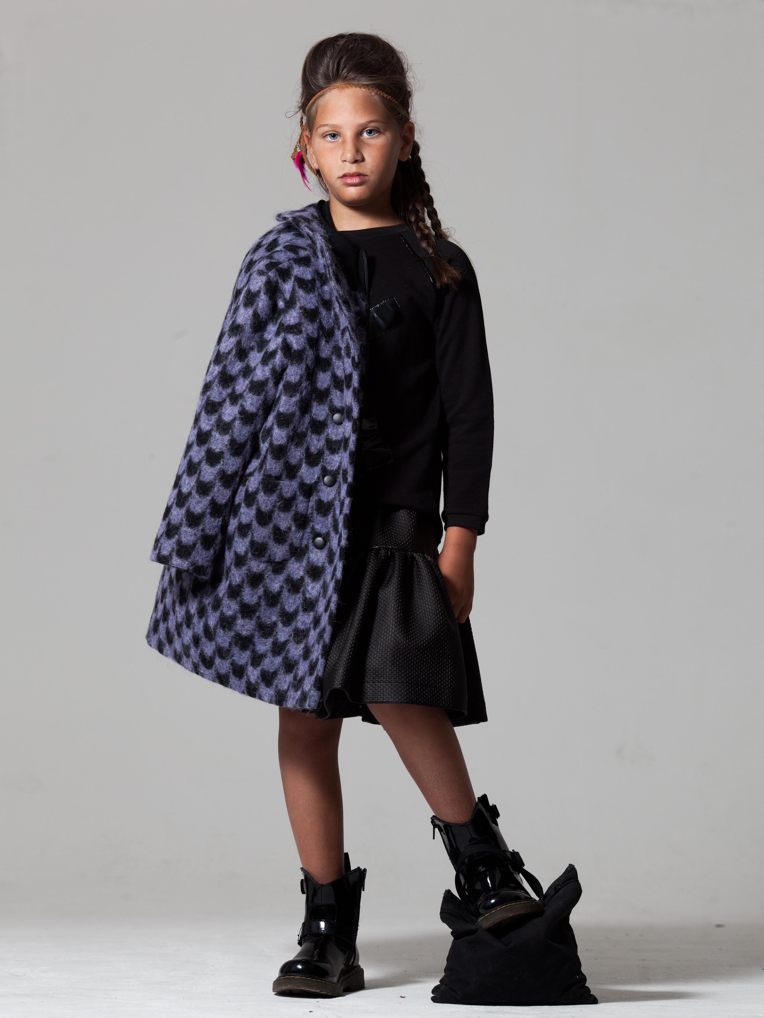 Orian:Venera-Arapu dress and Hebe jacket