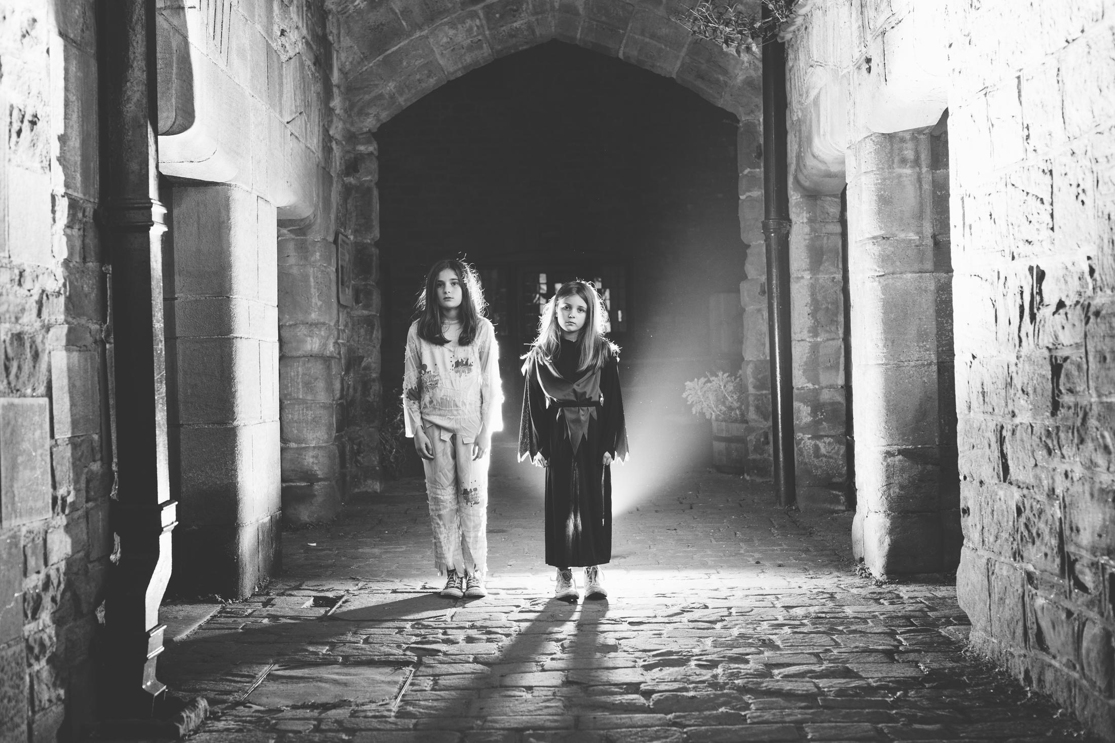 St Briavels castle entrance