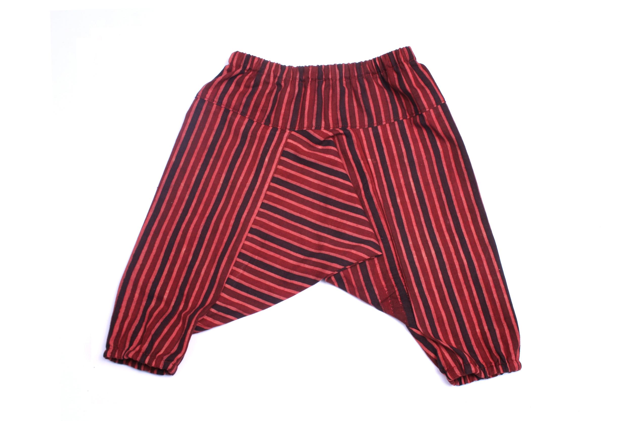 Pyjama stripe harem by Om Baby £20