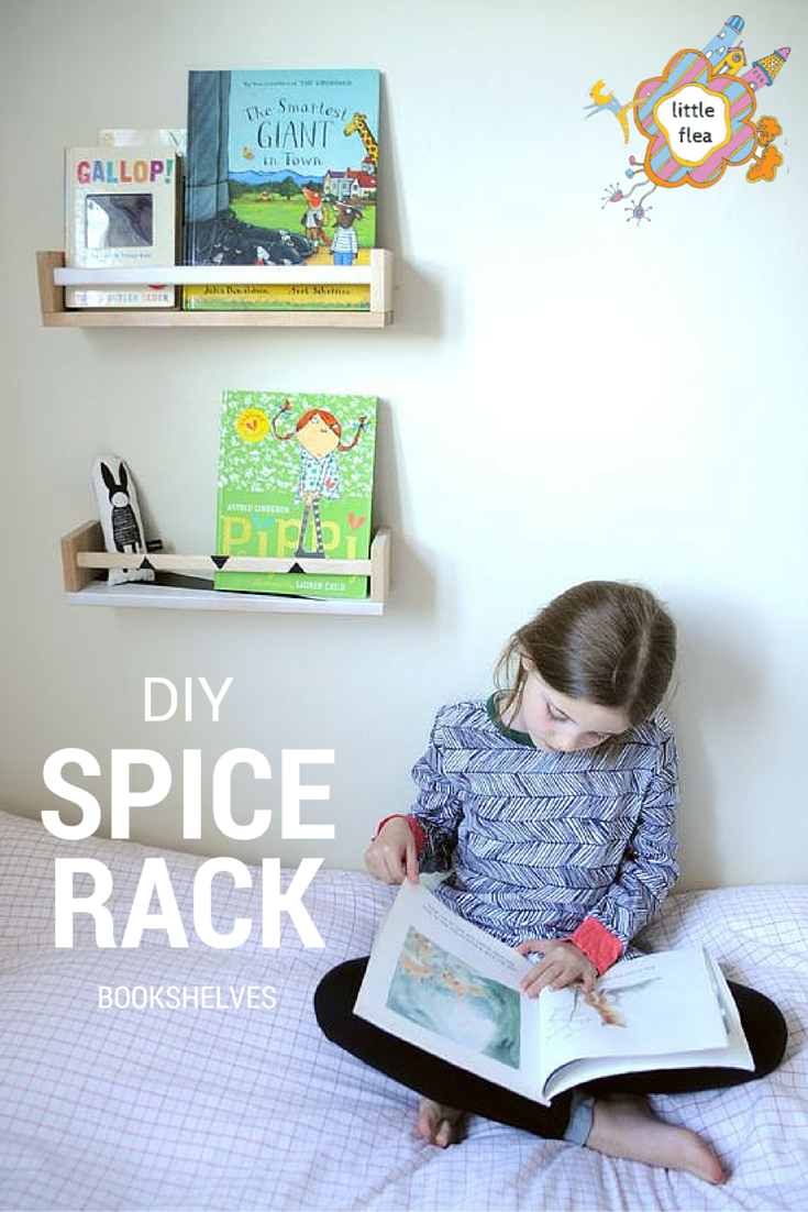 spice rack bookshelves