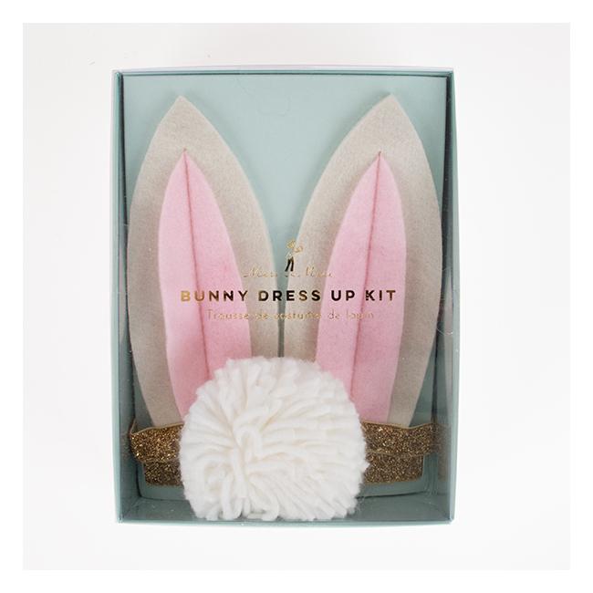 My Little Day bunny dress up kit