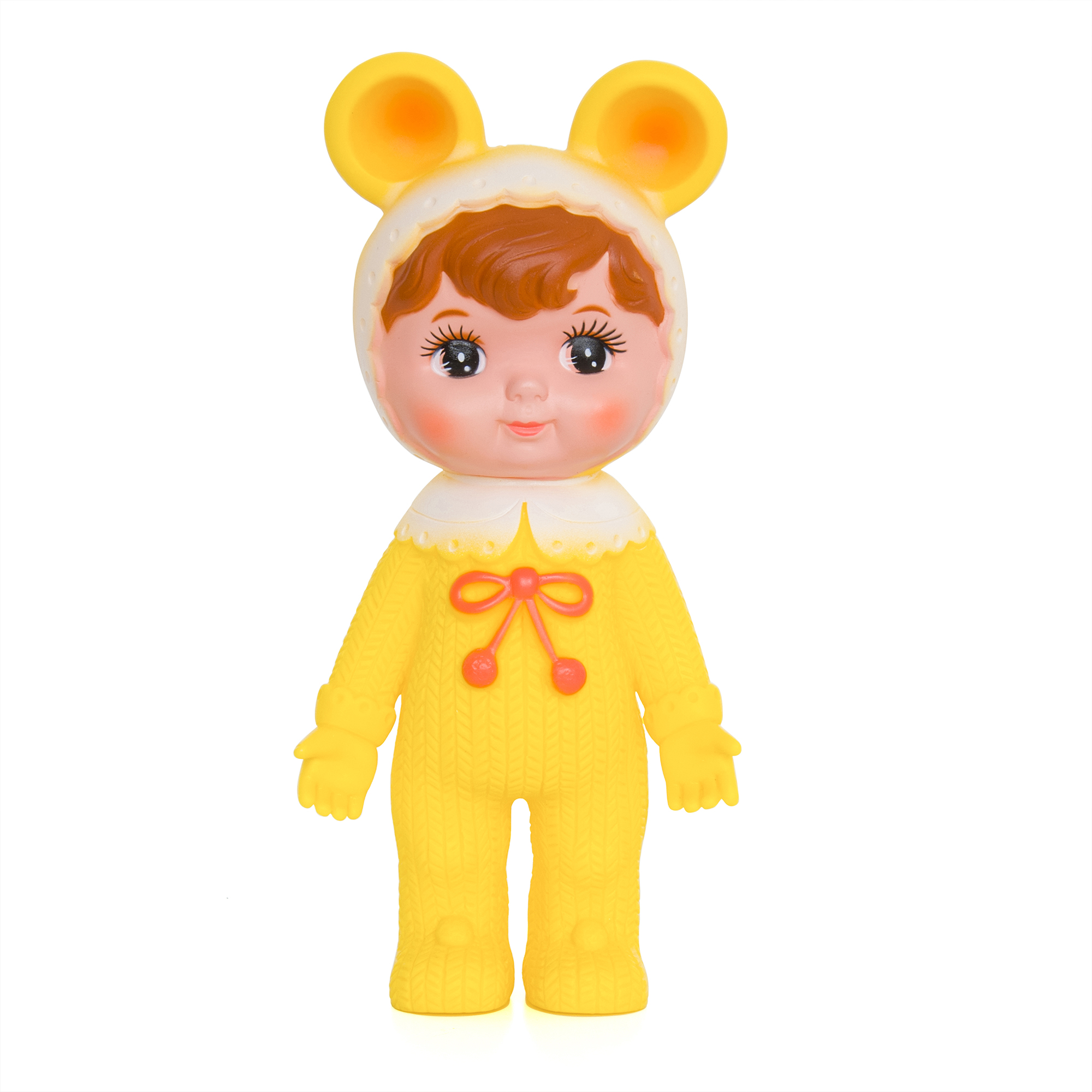 Lapin and Me yellow woodland doll