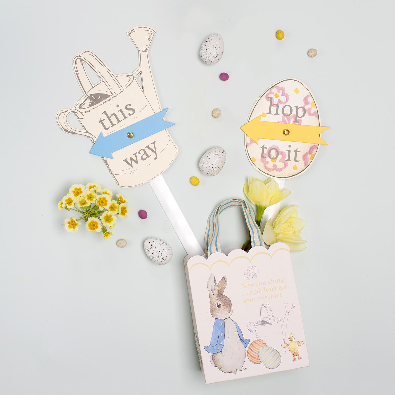 Party Ark Easter egg hunt kit