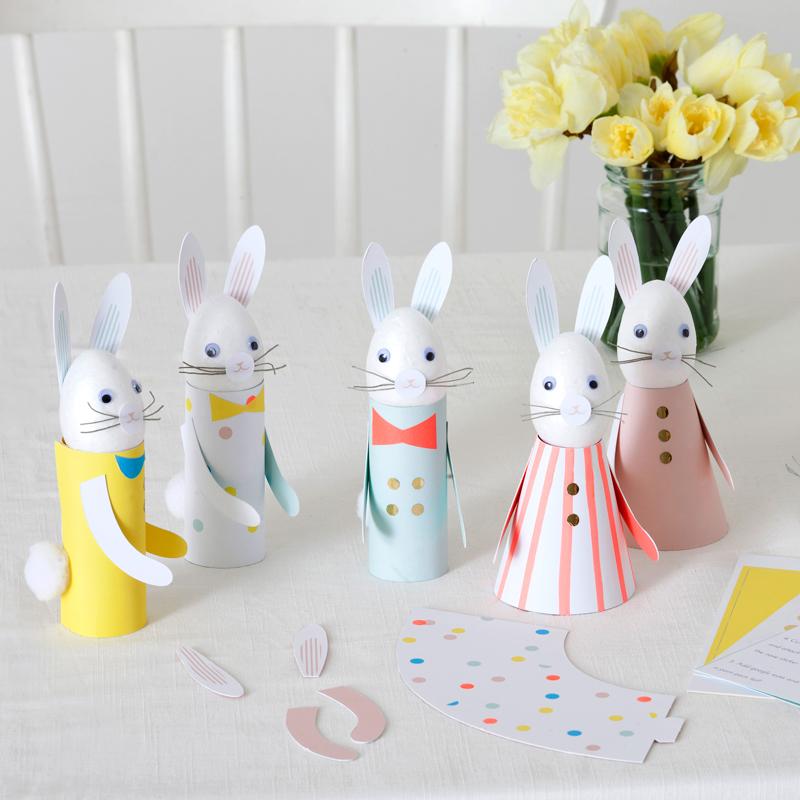 Little Lulubel Easter egg decorating kit