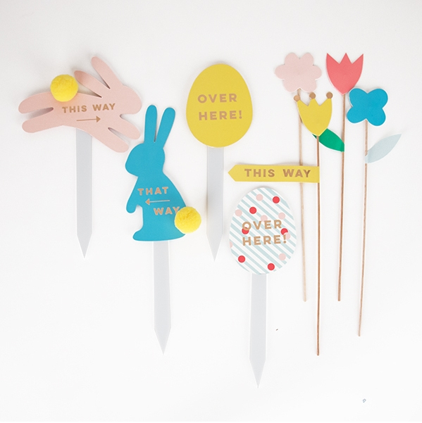 My Little Day Easter egg hunt kit