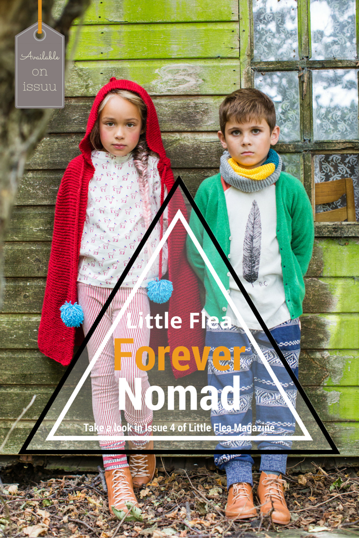 Little Flea nomad childrens shoot A/W15