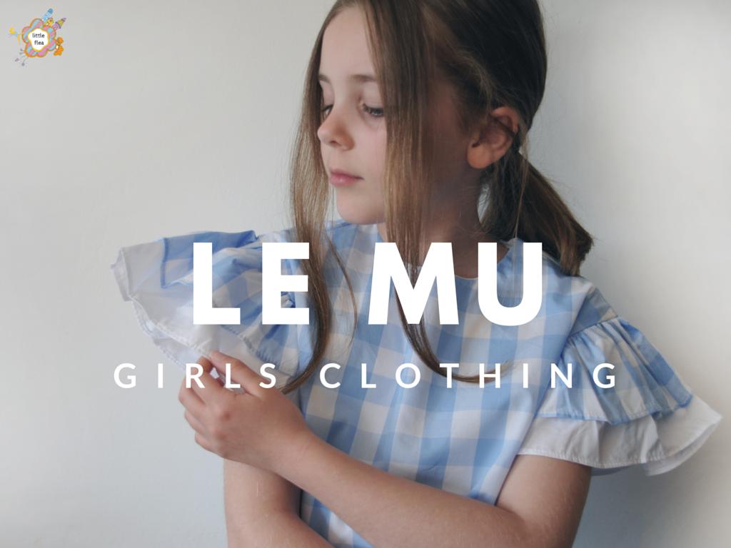 Le Mu clothing