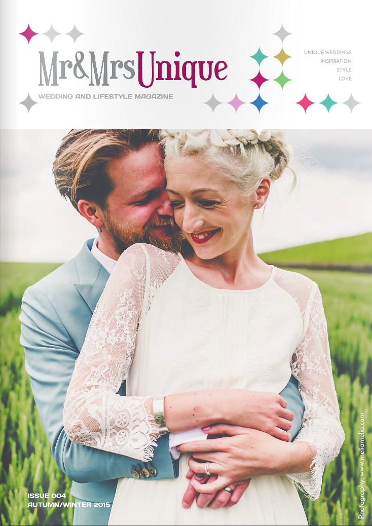 Mr & Mrs Unique magazine