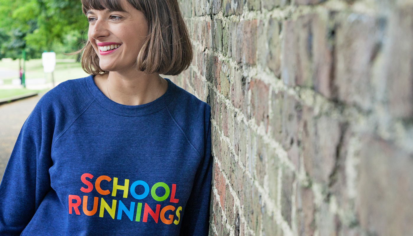 Parent Apparel School Runnings sweatshirt