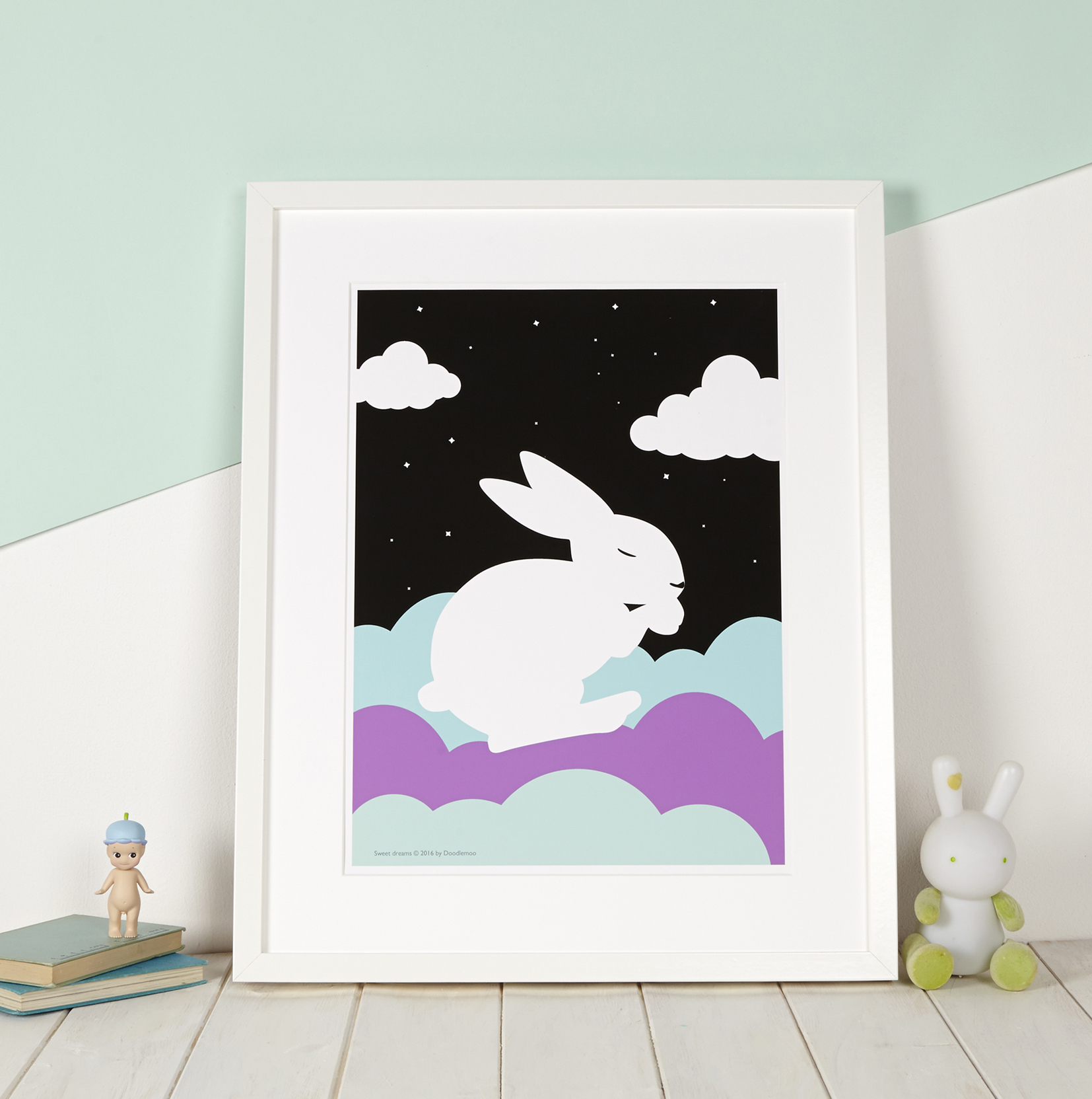 DoodleMoo   15% off everything from Friday 25th until Sunday 27th.