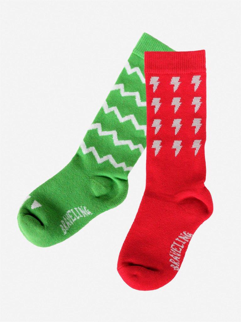Action-pack socks £15
