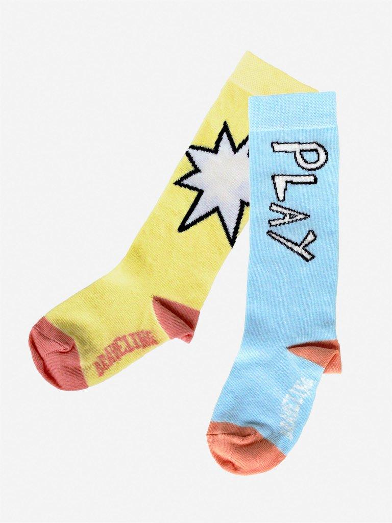 Stardust socks £15