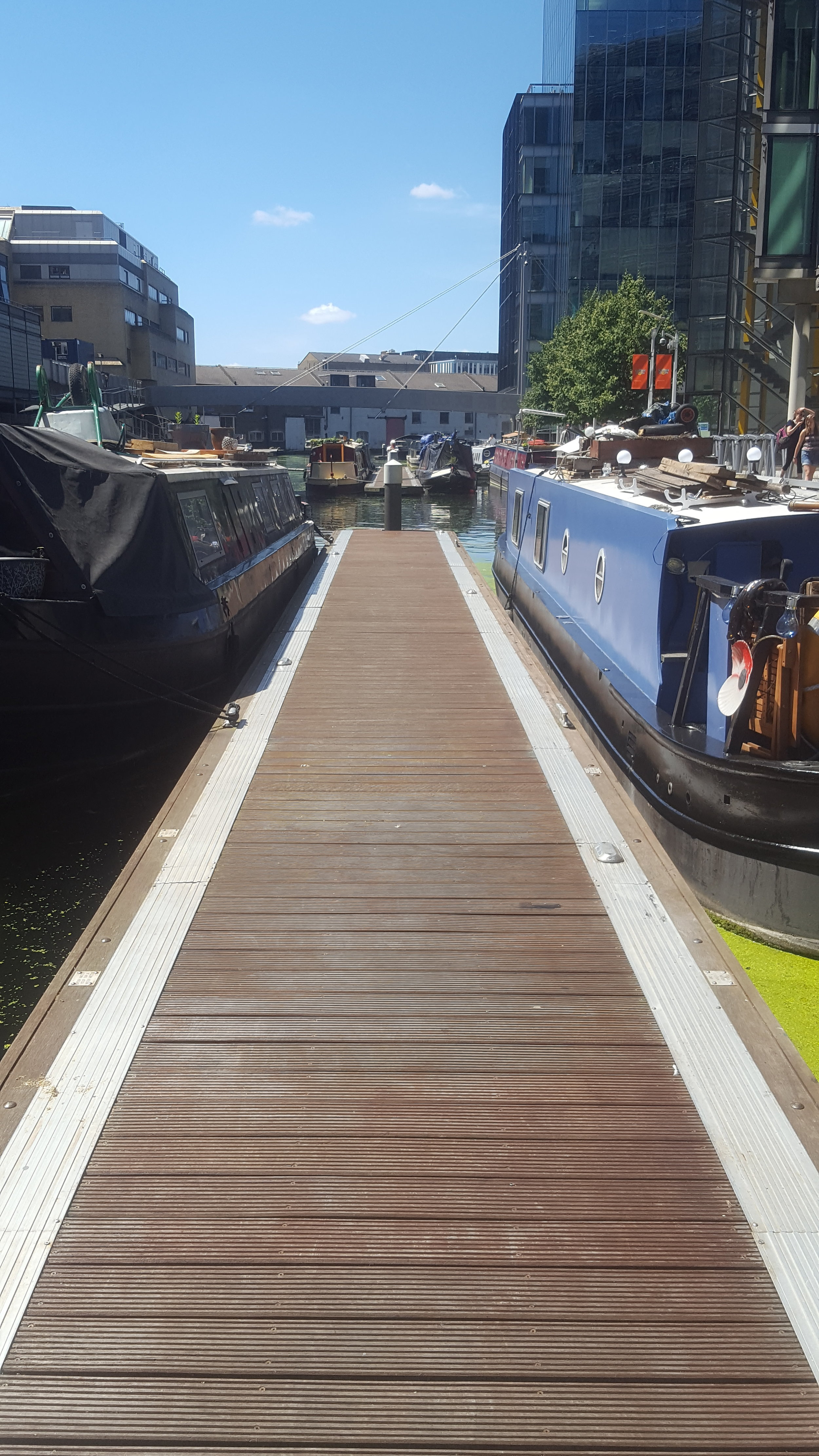 GoBoat London electric boat hire