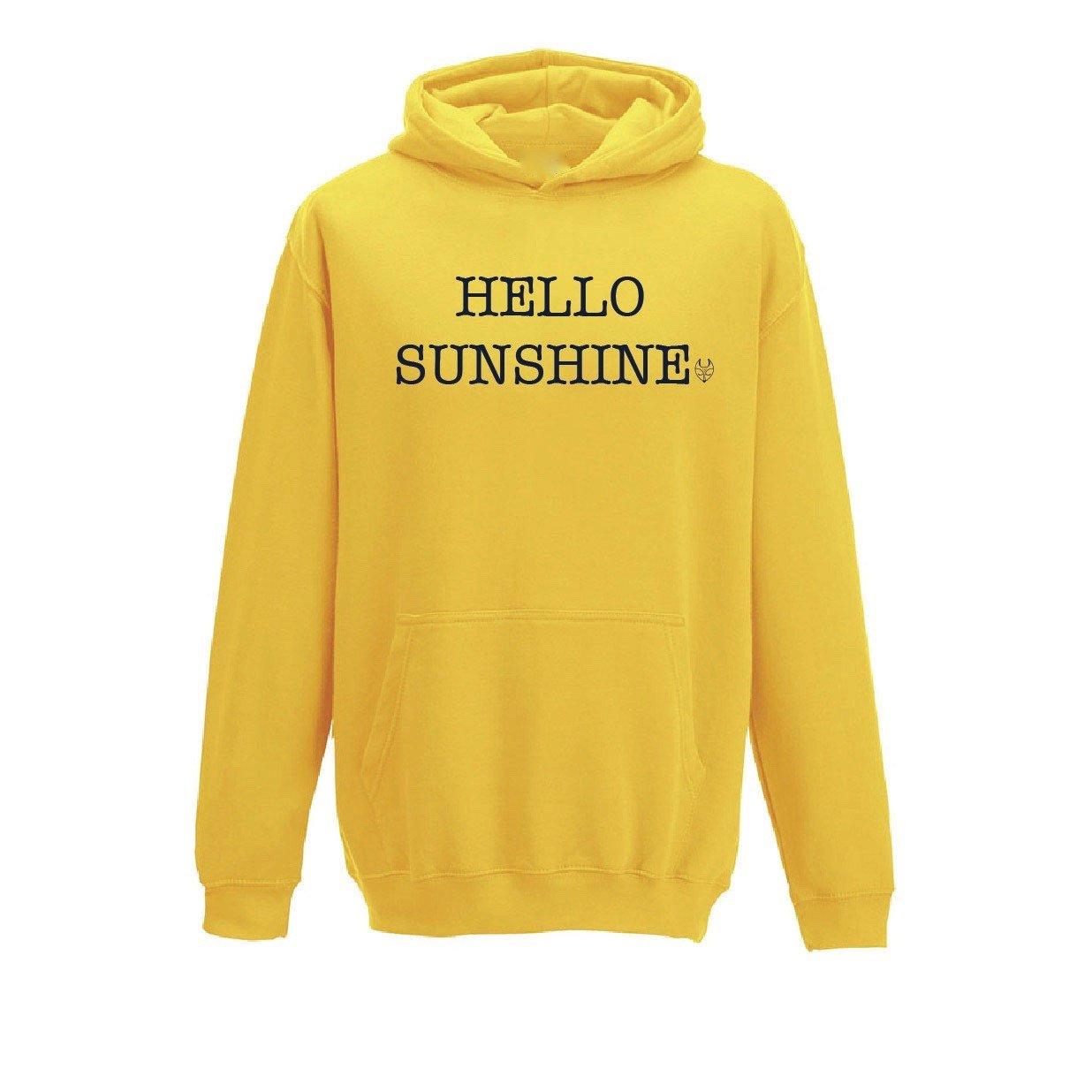 Bax and Bay hello sunshine hoodie, £50