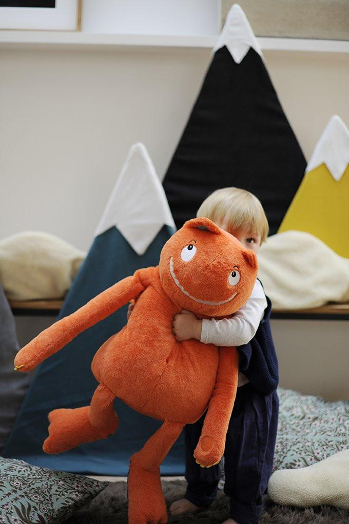 My Super Giant plush From: Ebulobo at Tendre Deal