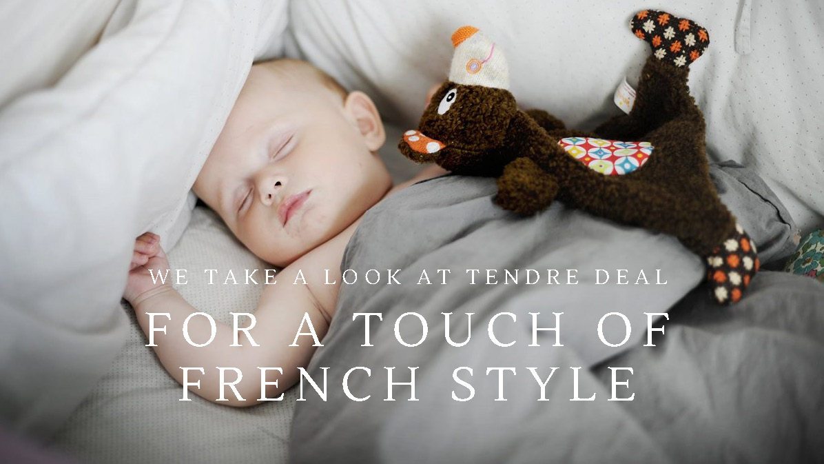 French style at Tendre Deal -  Woodours ComforterFrom: Ebulobo