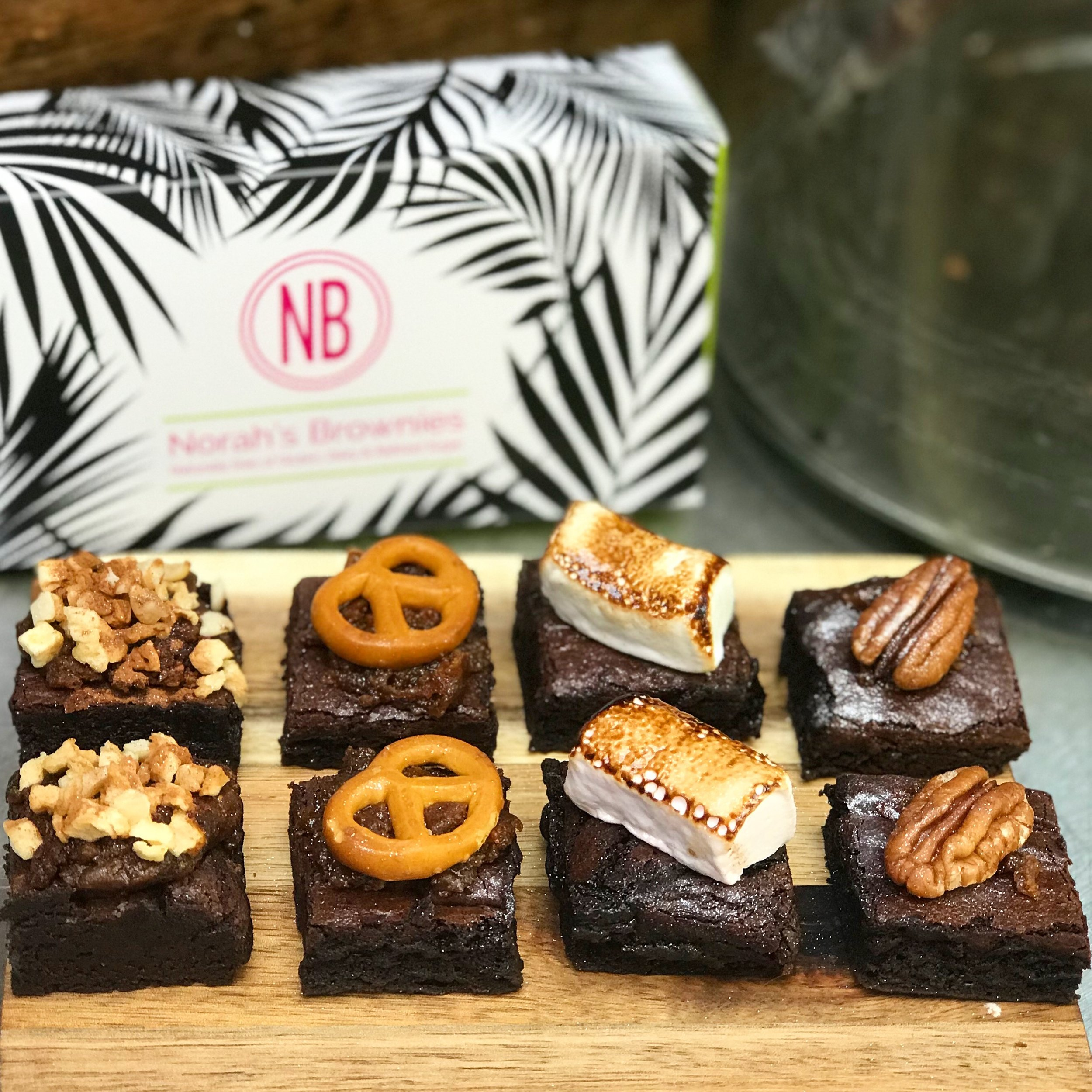 Norah's Brownies