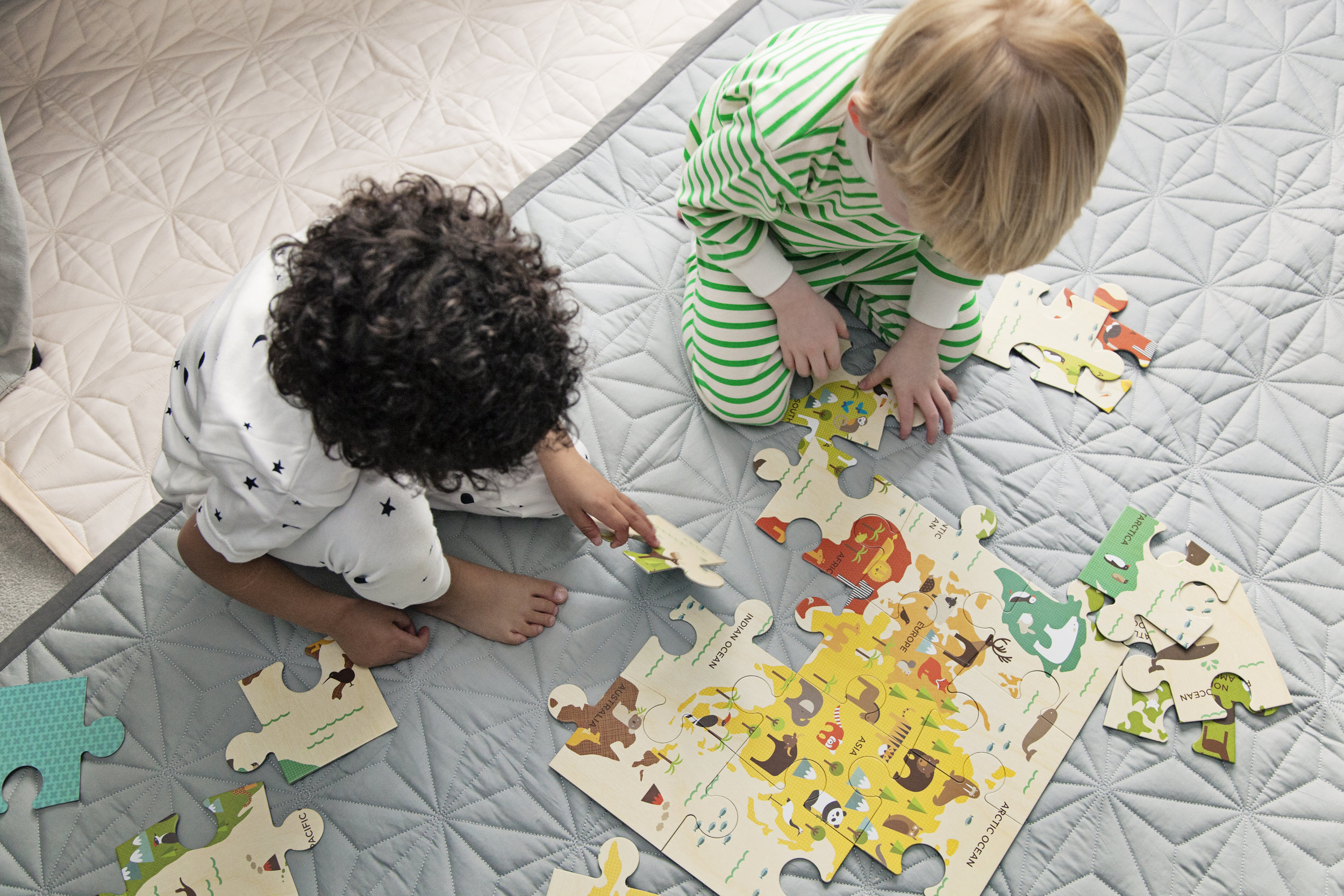 Beyond the Stork kids puzzle