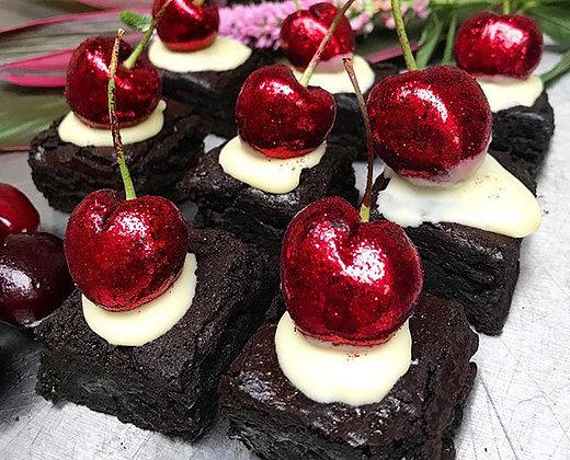 Glitter bomb brownies, £20 Norah's Brownies