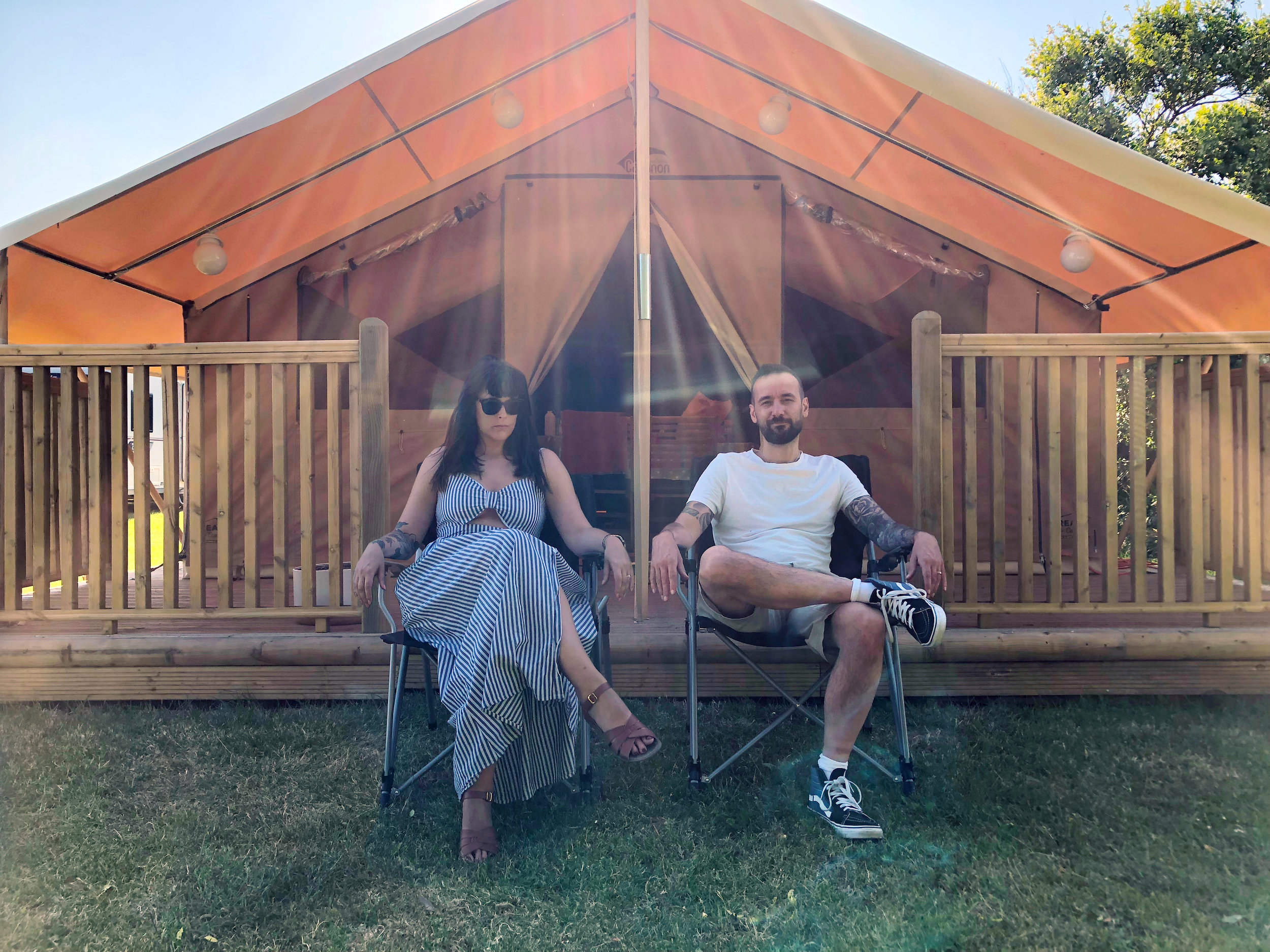 Ready Camp Eastbourne