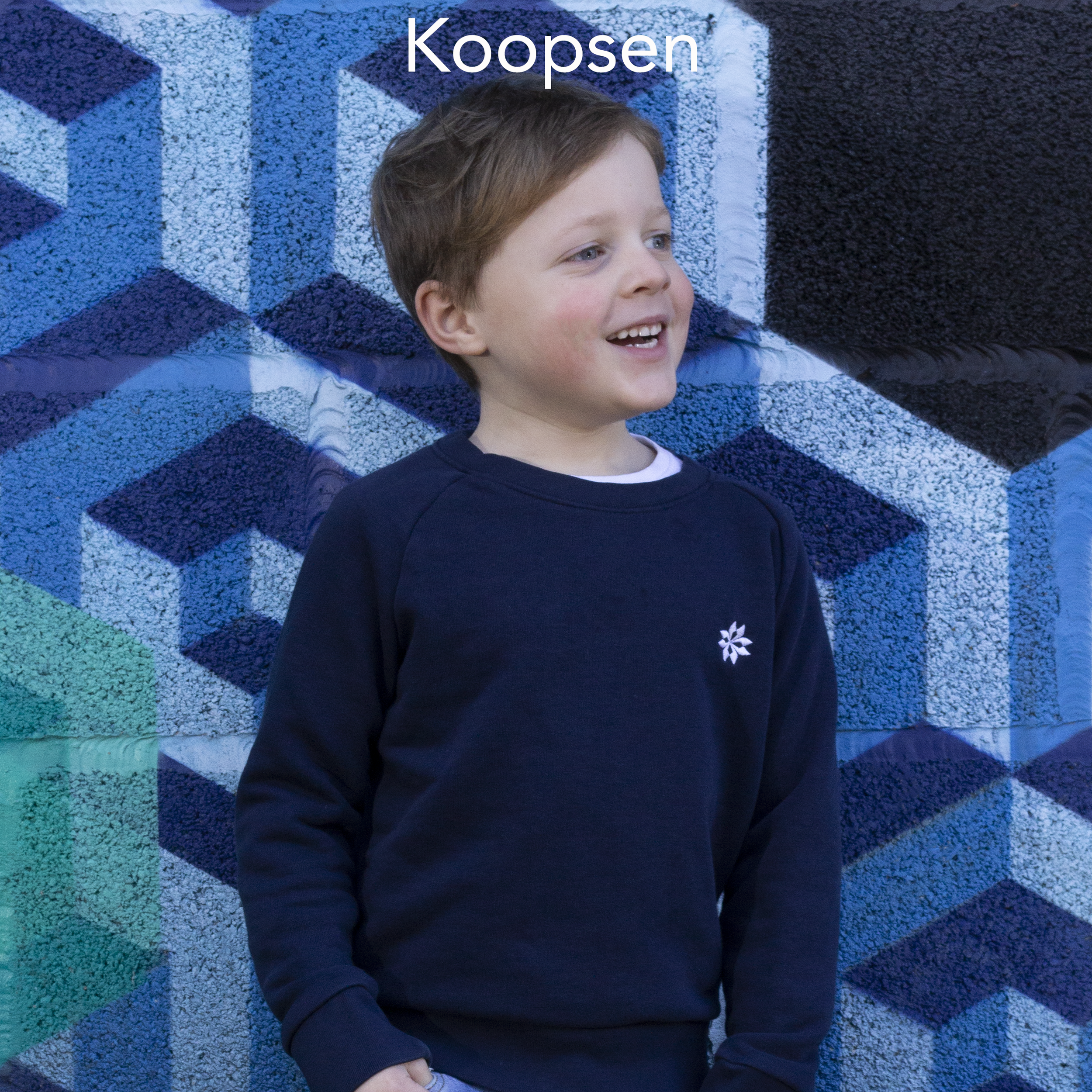 Koopsen unisex sustainable kids clothing
