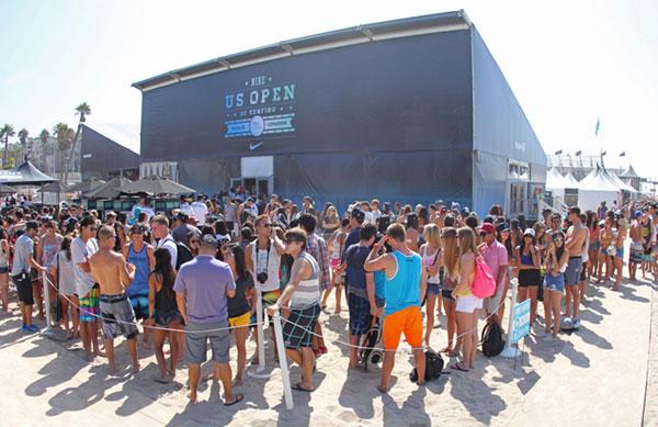 Production designer for US Open of Surf.