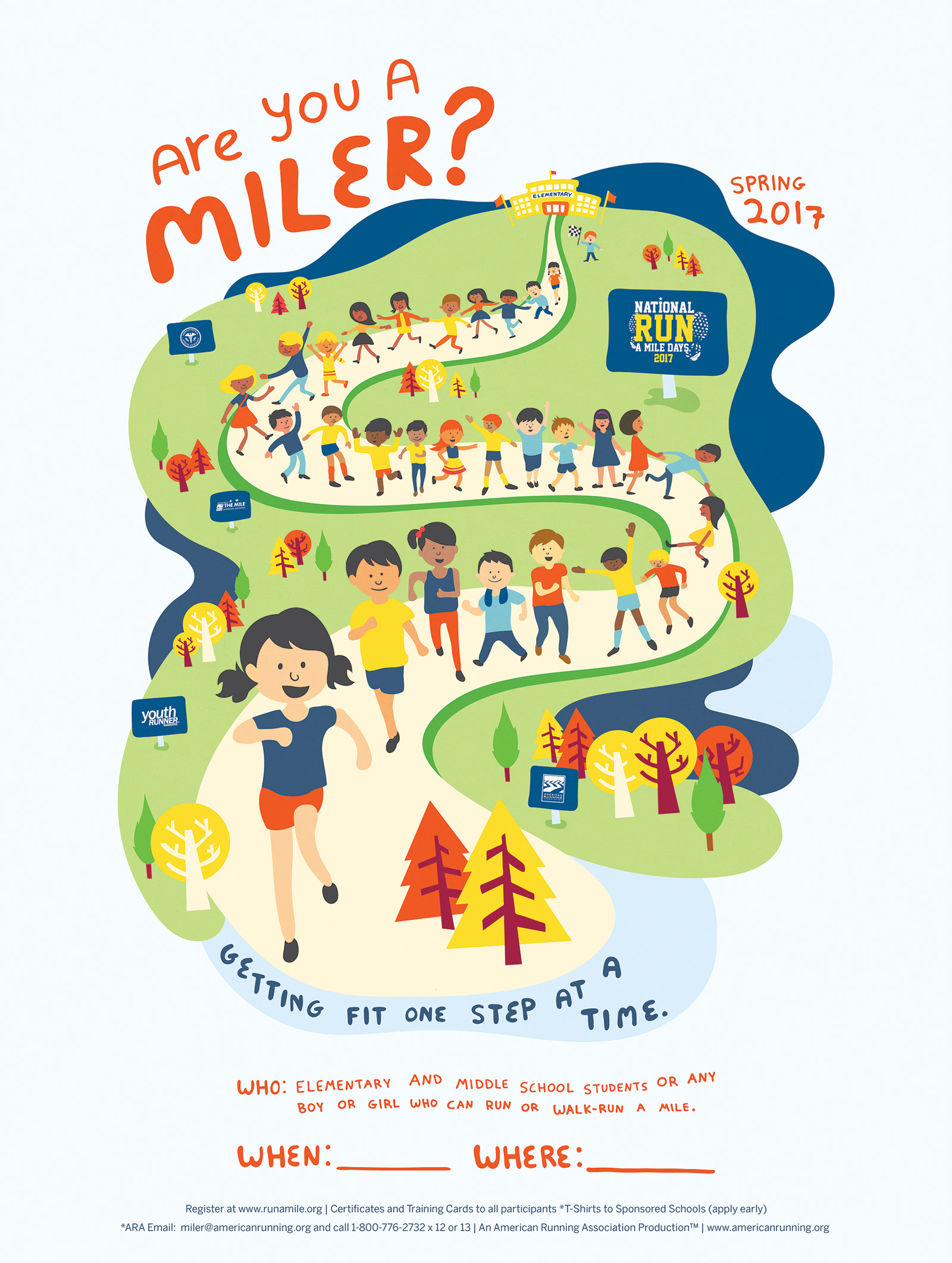 national run a mile days poster_alimo
