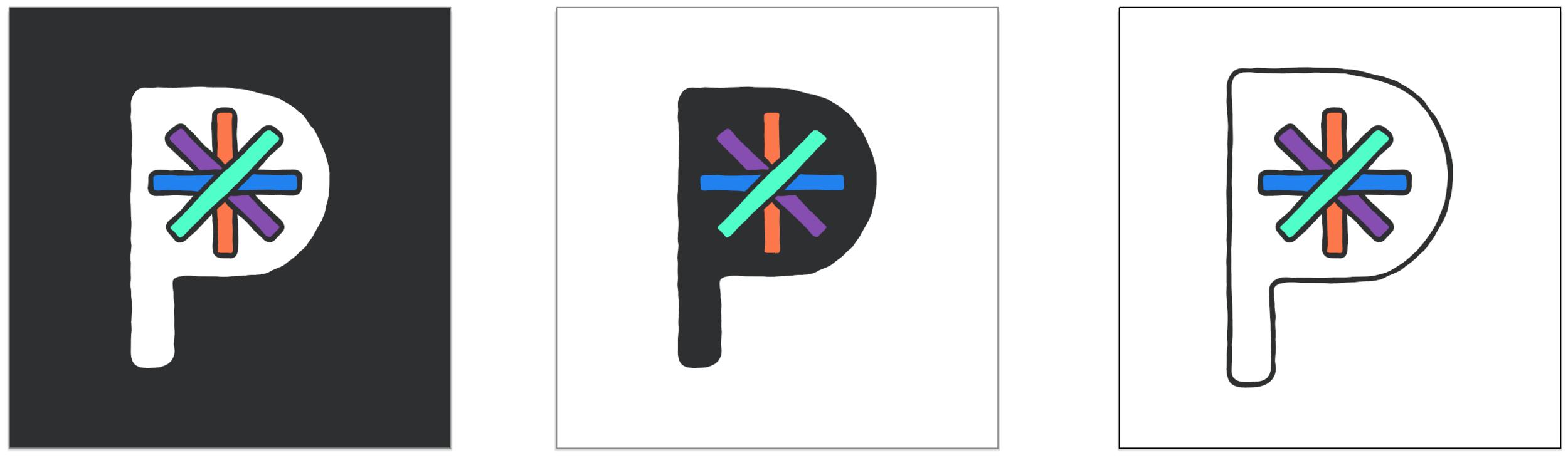 Propeller design studio logo
