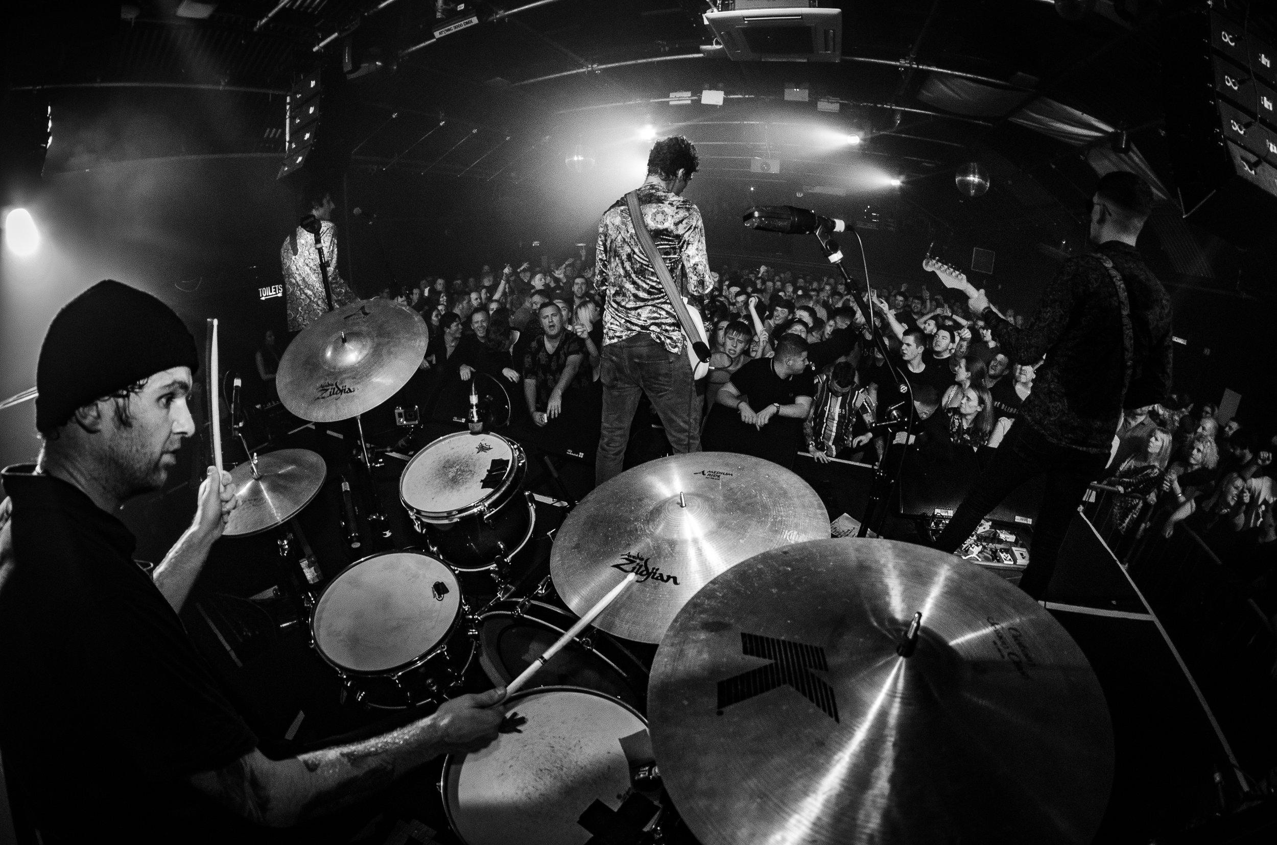 Twisted Wheel - Gorilla Manchester 20/10/18
