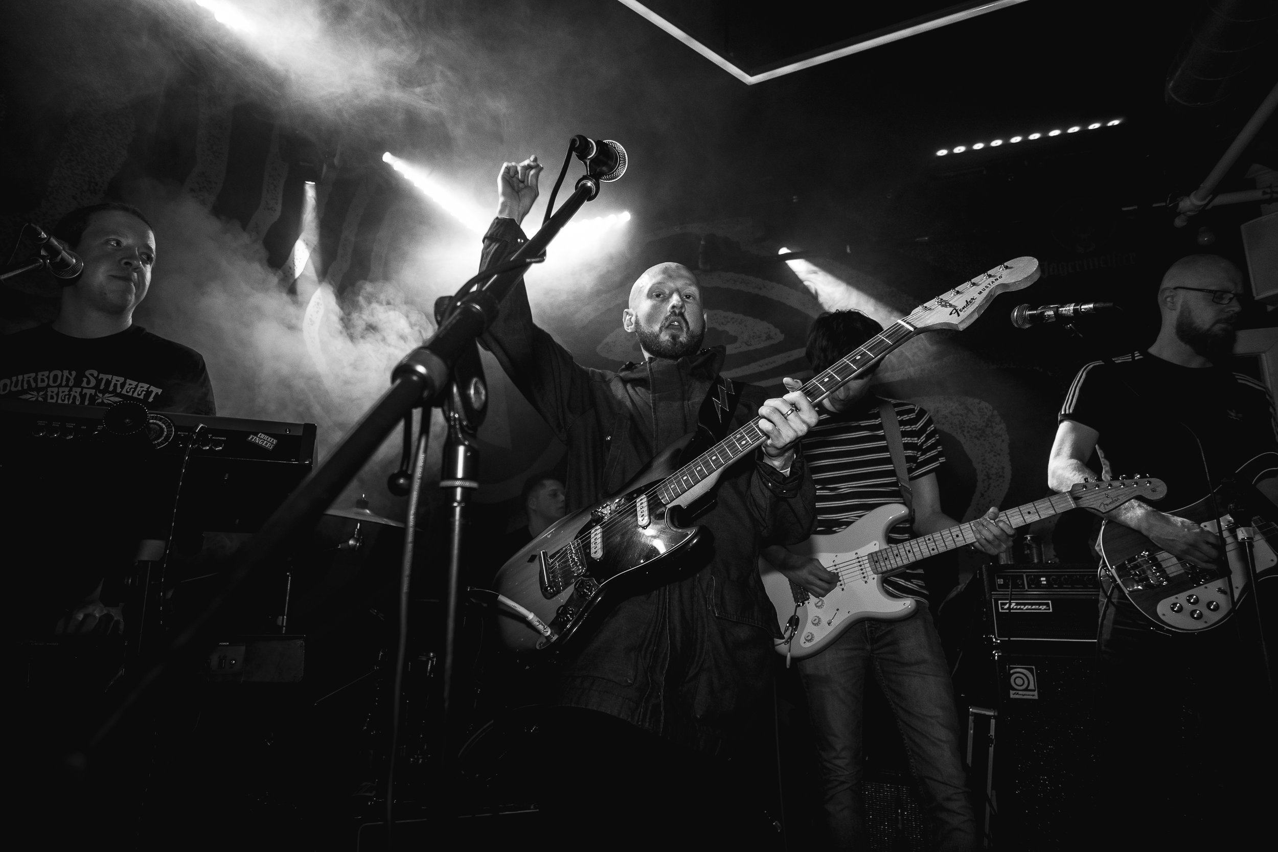 Heavy on the Magic  - live at Jimmy's for YANA FESTIVAL 31/03/19