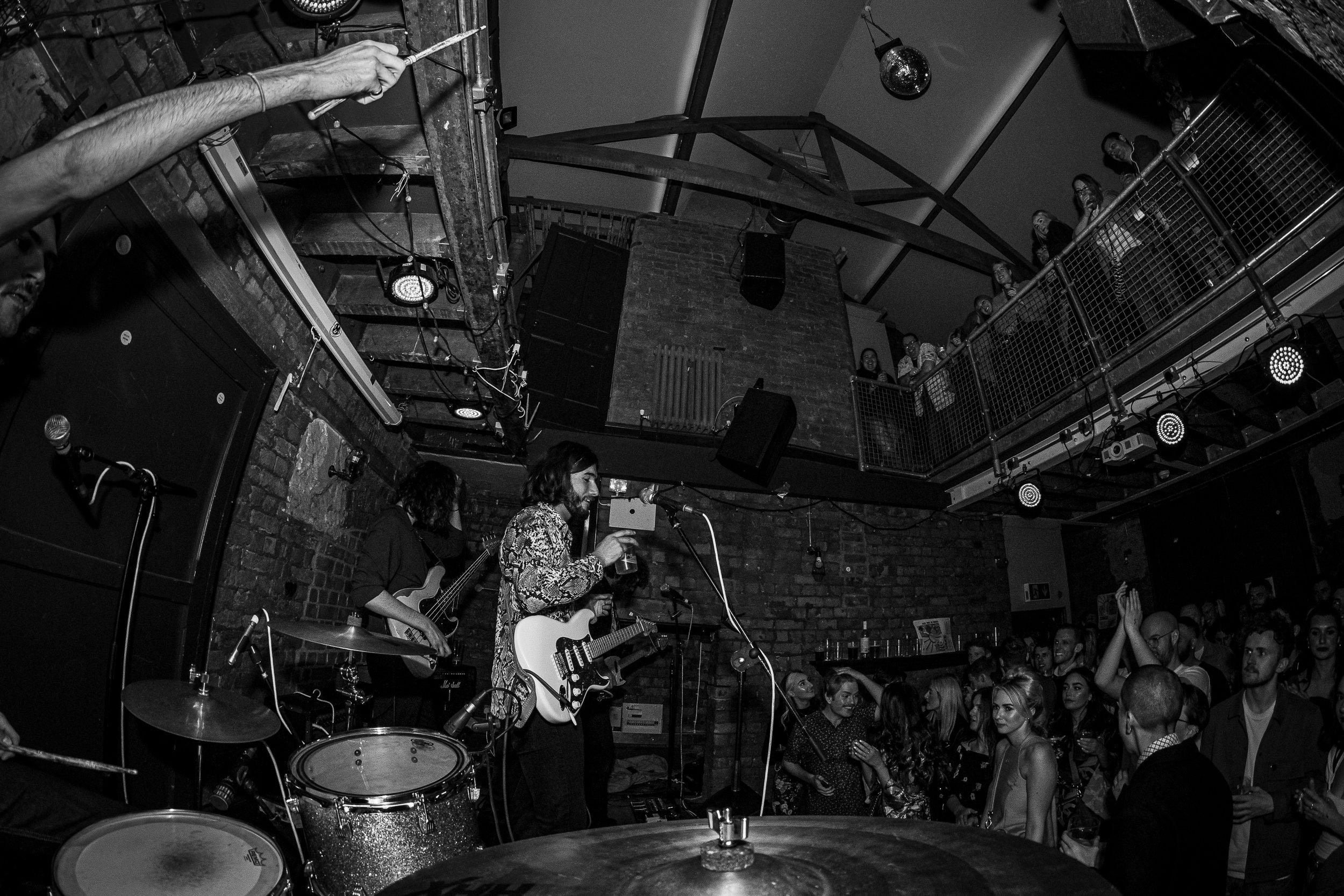 Sauce  - live at Eagle Inn, Salford 17/05/19