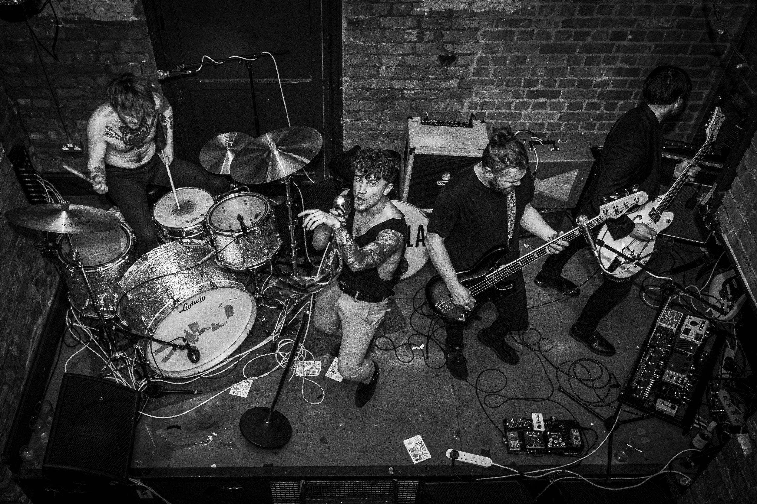 Velvela  - live at Eagle Inn, Salford 17/05/19
