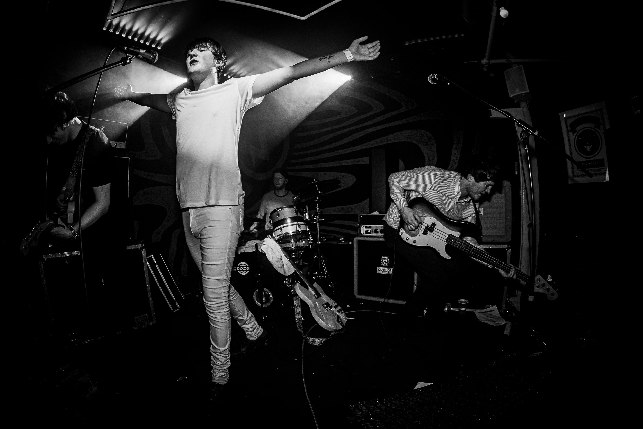 Ryan Jarvis  - live at Jimmys Mcr for Dot To Dot Festival 2019
