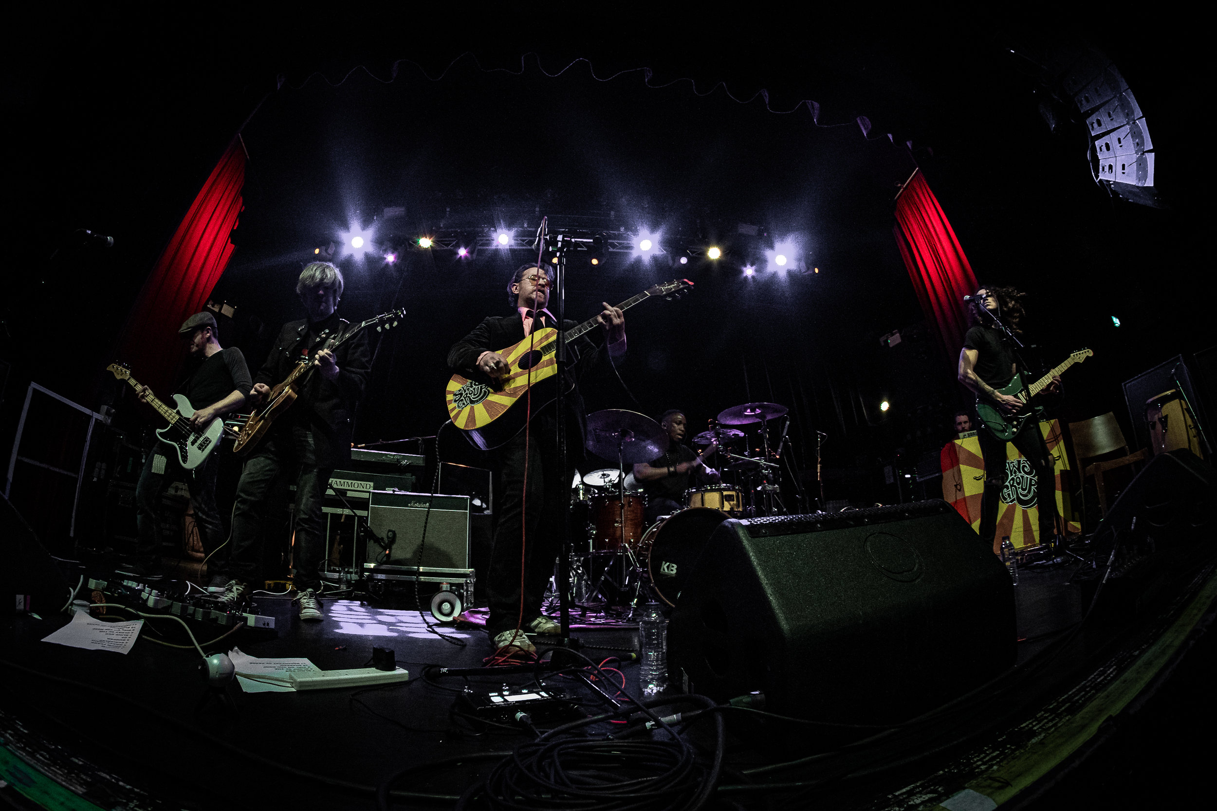 The SWJ Group - live at O2 Ritz Manchester 29/05/19