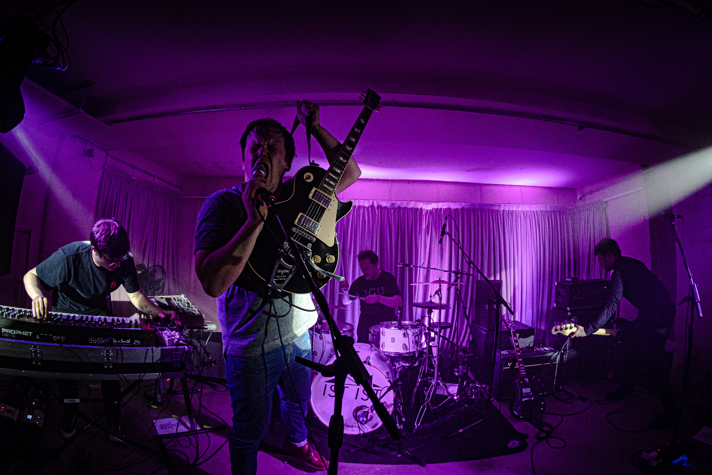 Ist Ist  - live at Yes, Pink Room 20/06/19