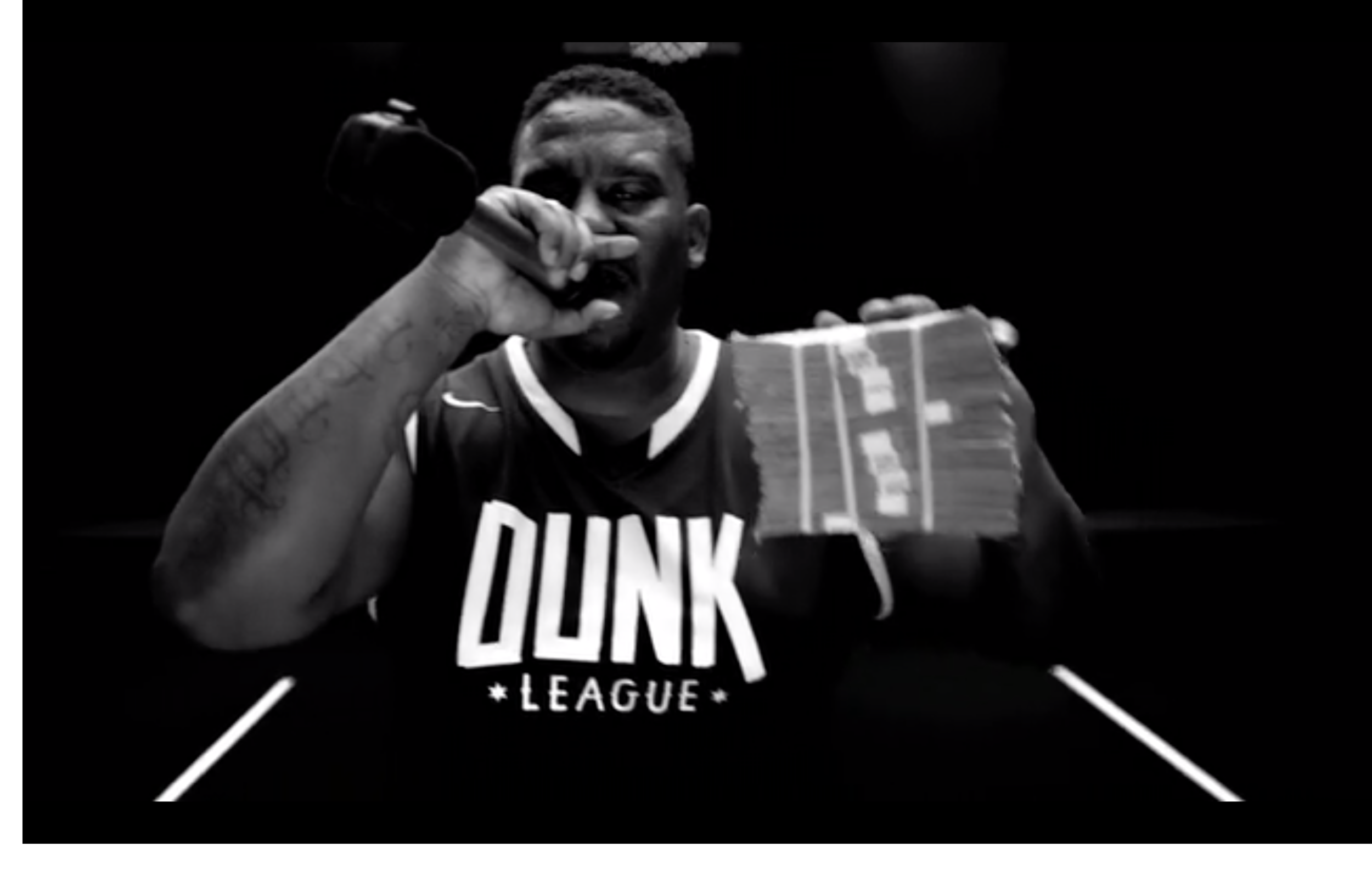 DUNK LEAGUE Vol. 1   Teaser (Sports Entertainment Series)