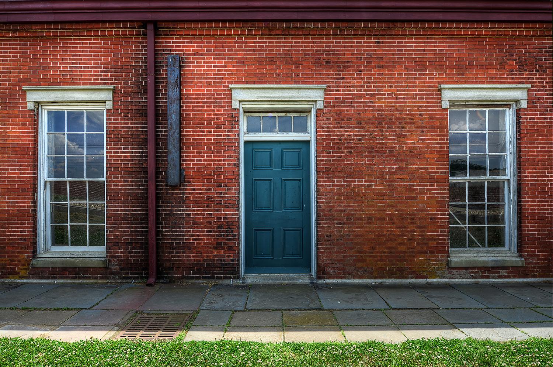 Fort Deleware Door
