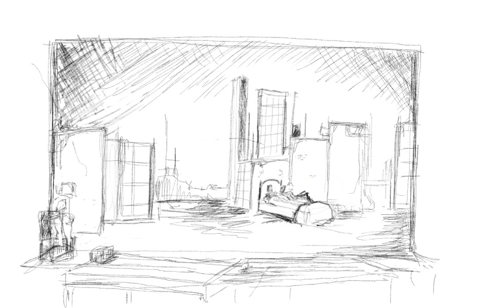 Early Sketch