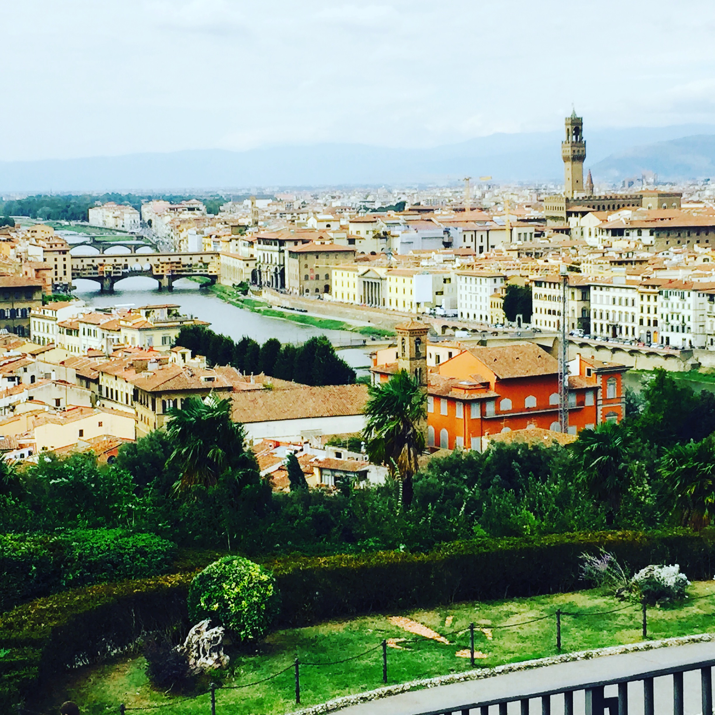 family trip to florence italy
