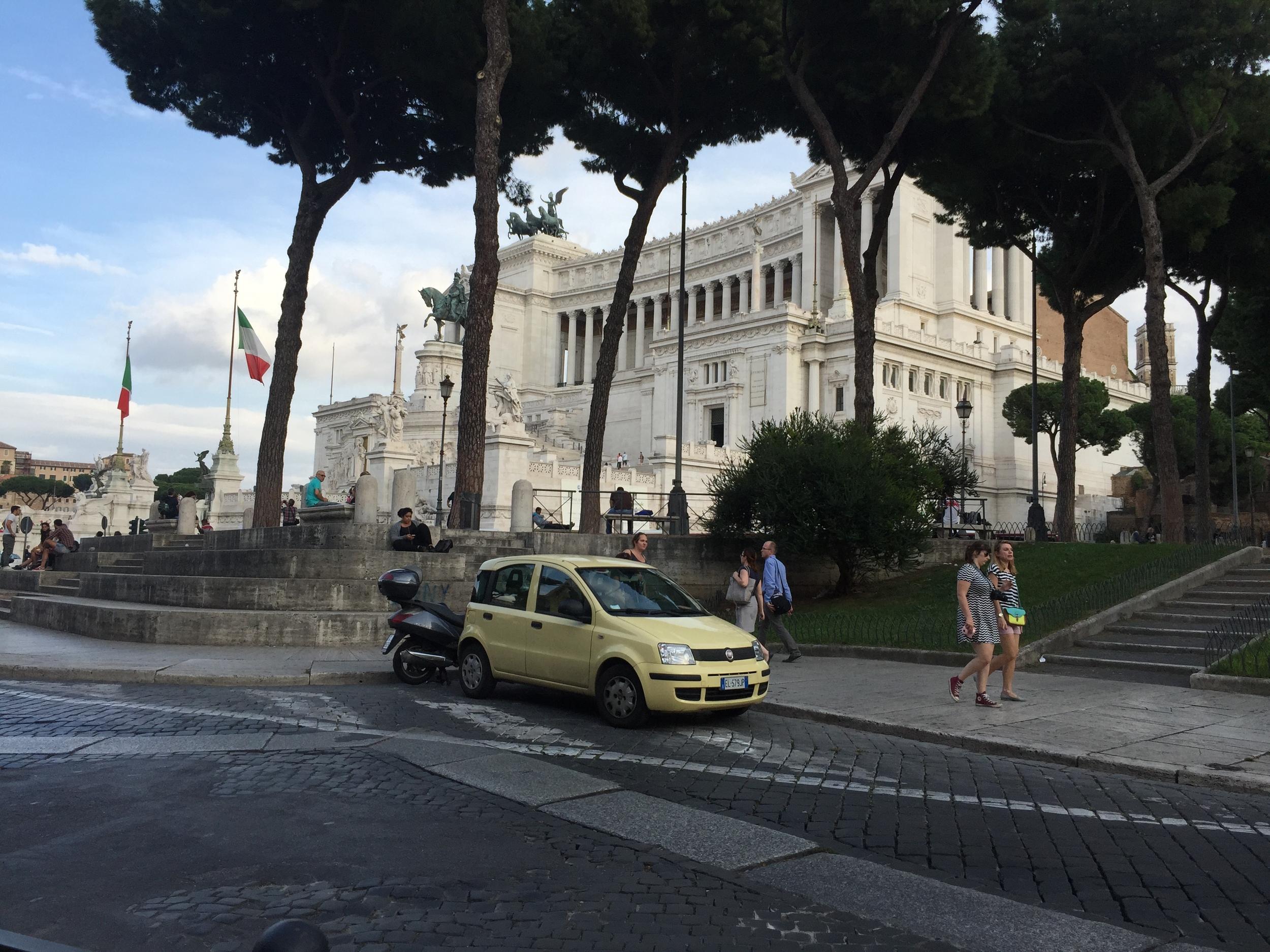 rome italy travel family