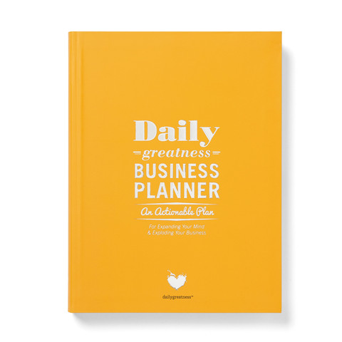 adventure knocks daily greatness planner holiday wish list gift entrepreneurs