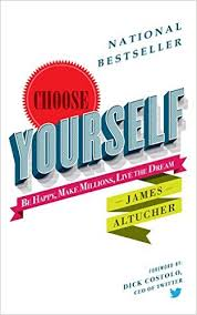 choose yourself holiday wishlist for entrepreneurs books by allison horner business coach