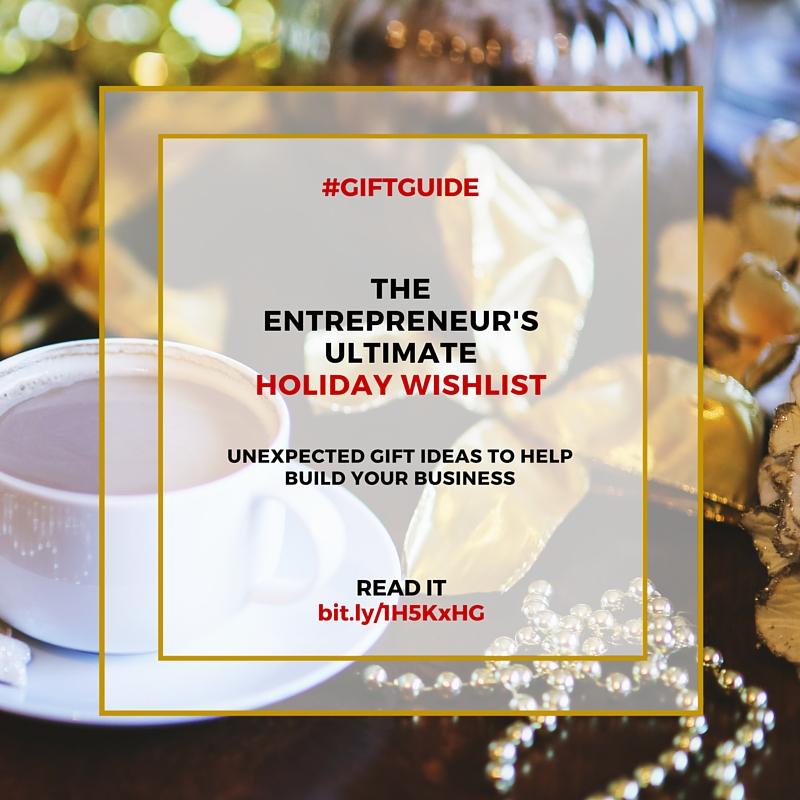ultimate holiday wish list for the woman entrepreneur ladyboss by allison horner adventure knocks