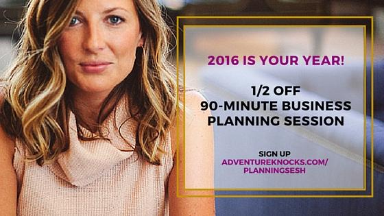 business planning session for entrepreneurial women