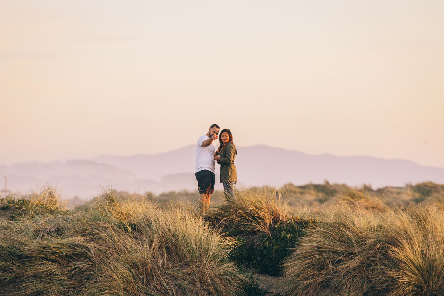 Proposal San Francisco Ocean Beach Photos by Proposal Engagement and Wedding Photographer in San Francisco JBJ Pictures-27.jpg