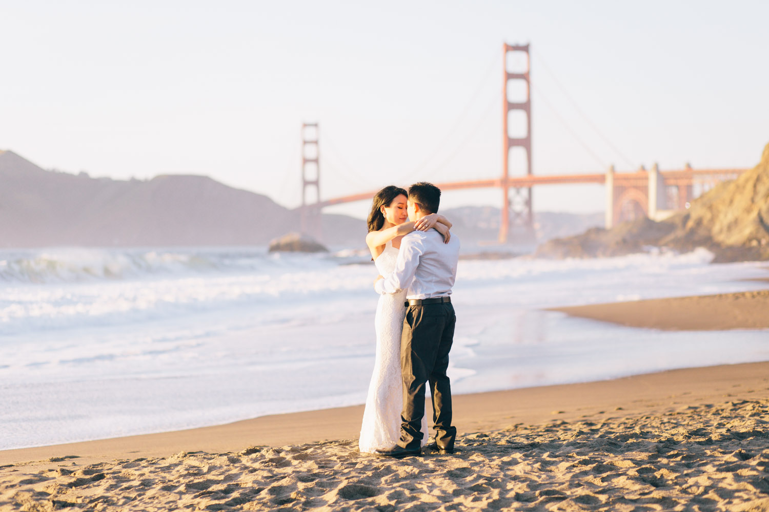 Engagement Session San Francisco Baker Beach Photos by Engagement and Wedding Photographer San Francisco JBJ Pictures-16.jpg