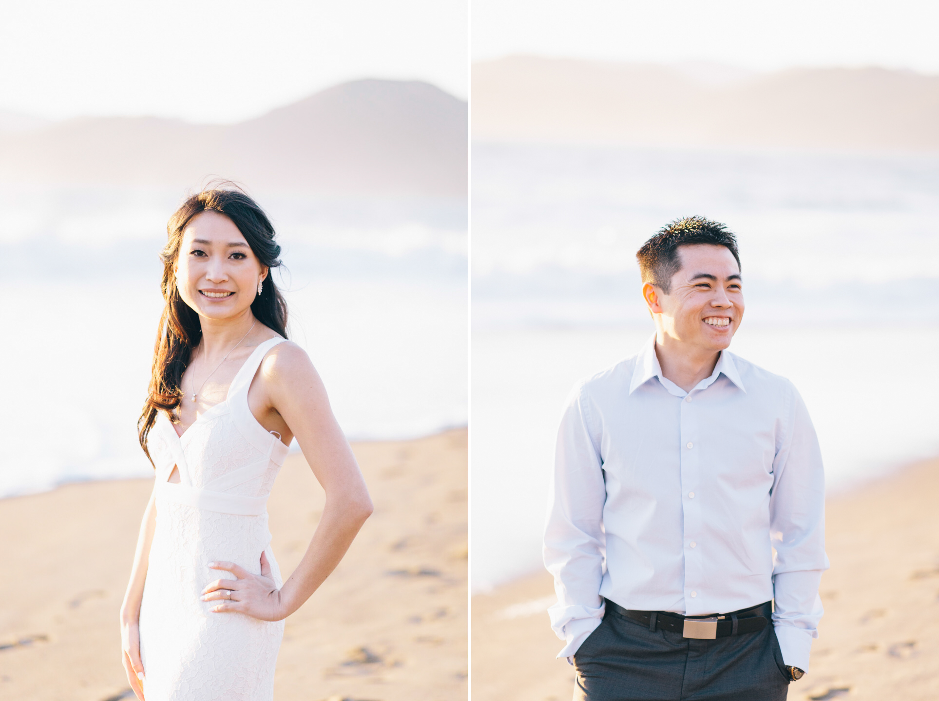 Engagement Session San Francisco Baker Beach Photos by Engagement and Wedding Photographer San Francisco JBJ Pictures--2.jpg